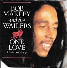 "45 TOURS / 7"" SINGLE--BOB MARLEY & THE WAILERS--ONE LOVE PEOPLE GET READY--1977"