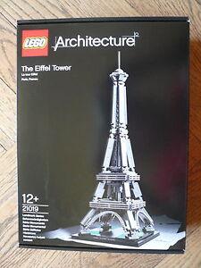 LEGO Architecture La Tour Eiffel 21019 - NEUF