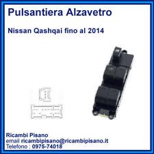 Pulsantiera Alzavetro Nissan Note - Qashqai fino al 2014