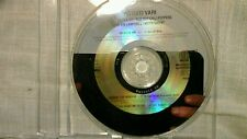 COMPILATION - PROMO WEA FOR RADIO ( VINCENT ROCCO RED HOT CHILI PEPPERS. ..). CD