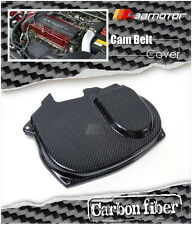 Carbon Fibre Engine Room Cam Belt Cover for Mitsubishi Evolution EVO 5 6 7 8 & 9