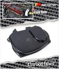 Carbon Fiber Engine Room Cam Belt Cover for Mitsubishi Evolution EVO 5 6 7 8 & 9