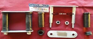 FIAT PANDA 4x4 RIALZO 30 mm  BALESTRA POSTERIORE LEAF SPRING SUPPORT