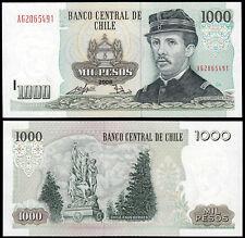 CILE 1000 PESOS (P154g) 2008 UNC