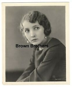 1923 Hollywood Innocent Bessie Love in The Eternal Three Photo by Clarence Bull