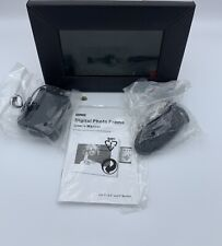 Leeds Digital Picture Photo Frame 8.5Inch Brown Brand New NIB  limited!