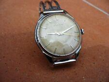 Orologio FORTIS MANUALE 37mm con bellissimo e raro bracciale vintage in acciaio