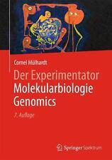 Deutsche Fachbücher über Molekularbiologie im Taschenbuch-Format