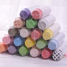 100x Cupcake repostería tazas molde de papel Muffin casos torta herramie UPIT