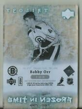 2007-08 BOBBY ORR UD TRILOGY 762/799 FROZEN IN TIME CARD # 103 UNPEELED
