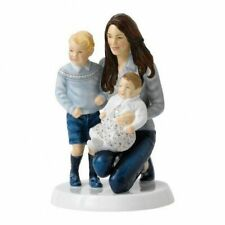 Young Royals HN 5883 Royal Doulton Commemorative Figurine Boxed