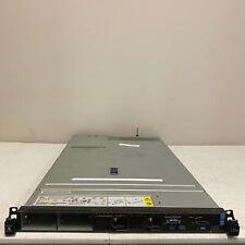 Ibm System x3550 M4 Server Xeon E5-2609V2 2.50Ghz w/ Psus 8Gb Ram