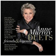 Duets-Friends & Legends - Anne Murray (2008, CD NIEUW)