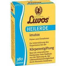 LUVOS Heilerde imutox Pulver   380 g   PZN 11175412