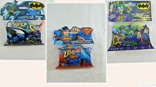 DC Comics Character Shapes Silly Bandz Elastic Bracelets Villain Batman Superman