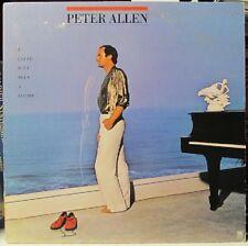 Old Vinyl Dept.:  Peter Allen - I Could Have Been a Sailor - promo LP  record