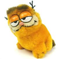 "Garfield Plush Toy Sitting Vintage 1981 Dakin Cat Stuffed Animal5"""