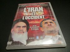 "DVD ""L'IRAN ET L'OCCIDENT"" documentaire de Norma PERCY & Brian LAPPING / BBC"