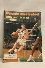 May 20, 1974 Sports Illustrated Boston Takes It On The Run Havlicek Abdul-Jabbar
