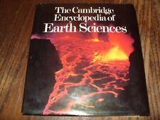The Cambridge Encyclopedia of Earth Sciences by Smith, David G. (editor) 1982