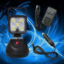 1 PCS Super Bright LED Work Light  Rechargeable Magnetic Base 15W Flood P3