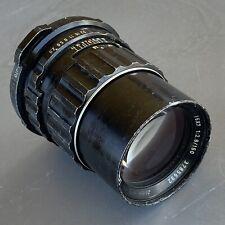 PENTAX ASAHI 6x7 Camera SUPER-TAKUMAR 1:2.8/150 Lens Estate item as-is for PARTS