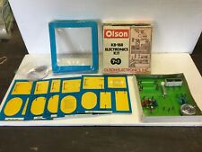 Vintage Olson Electronic Educational Kit KB-188