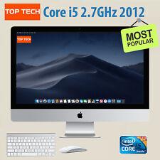 "Apple iMac 21.5"" Quad Core i5 2.7GHz 8GB RAM 1TB HD GT 640M 2012 A Grade Mojave"