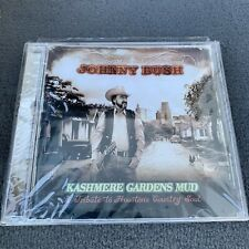 Johnny Bush CD Kashmere Gardens Mud A Tribute To Houston's Country Soul MINT