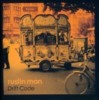 Rustin Man - Drift Code (NEW CD ALBUM)