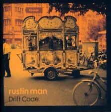 Rustin Man - Drift Code (NEW CD ALBUM)