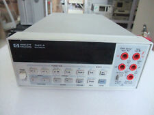 Agilent HP Keysight 34401A Digital Multimeter 6.5 Digit Tested