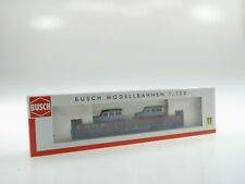 Busch TT 31173 Flachwagen mit Framo DR NEU und OVP