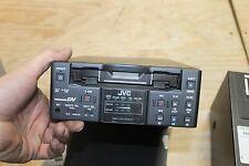 JVC PROFESSIONAL VIDEO CASSETTE RECORDER BR-DV3000