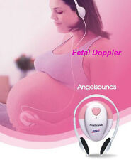 JUMPER 100S ANGELSOUNDS FETAL DOPPLER ANGEL SOUND HOME USE PRENATAL BABY HEART