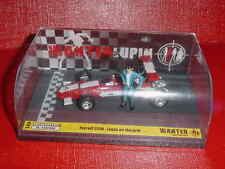 FERRARI 312B LUPIN ON THE GRID WANTED LUPIN 3rd 1/43 BRUMM