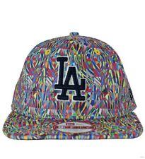New Era 9Fifty LA Dodgers Biggie Multi Original Fit Snapback Baseball Cap