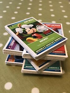 Sainsbury's Disney Marvel Heroes Trading Cards complete Full Set 144 Cards NEW