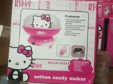 New in Box Hello Kitty Cotton Candy Maker - Pink!