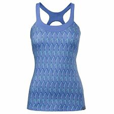 NWT The North Face Cypress Tank Top Racerback Blue Size Medium MSRP $50