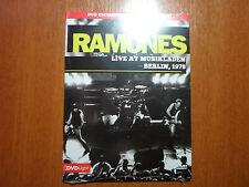 Ramones - Live at Musikladen Berlin, 1978 Brazil Exclusive DVD