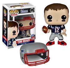 Funko Pop! Football #05 Patriots Tom Brady Wave 1 Brand-New Exclusive