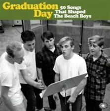 Graduation Day 50 Songs That Shaped The Beach Boys Various Audio CD