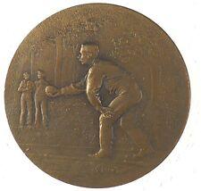 France sports bowling boules PETANQUE bronze 41mm
