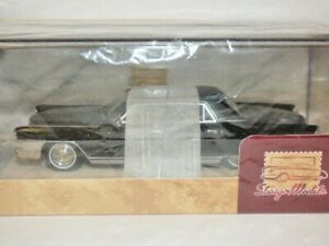 GLM Stamp Models 1965 Cadillac Fleetwood Sixty Special in Black