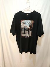 "Vintage Pink Floyd ""Wish You Were Here Burning man handshake"" T-shirt 2XL"