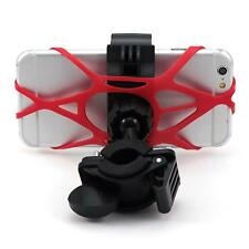 Useful Black Bicycle Bike Handlebar Mount Holder Stand For iPhone Samsung HTC LG