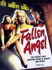Fallen Angel (1945,Alice Faye,Otto Preminger) DVD NEW