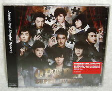 Super Junior Opera Taiwan CD only (Japanese Language & bonus Korean Ver. trk)