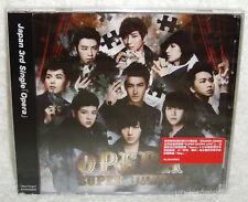 Super Junior Opera Taiwan CD only (Japanese Language & bonus Korean Ver. trk)